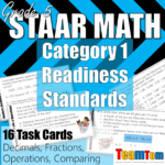 Aligned with STAAR and CCSS