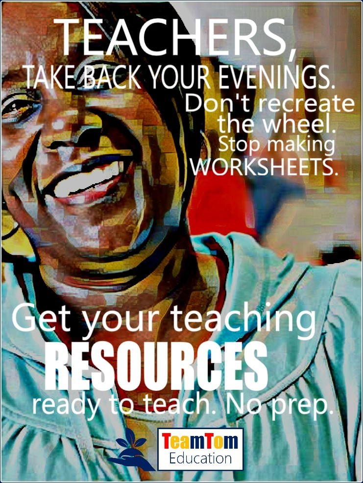 The easiest to use, quickest results, and simply aligned teaching resources for you!