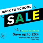 TPT Back to School Sale, August 1-2!