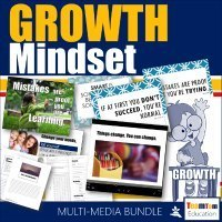 Growth Mindset Activities that promote resilience, persistence, and grit!