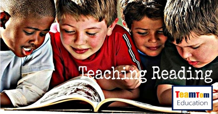 Reading ideas for Elementary