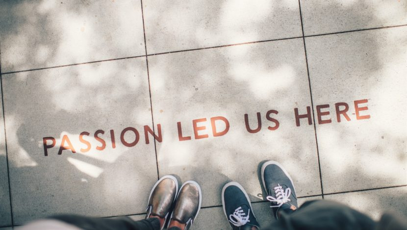 Keep your passion for education alive