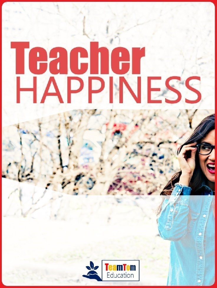 Teacher happiness can impact student learning! Don't miss out on these three keys to teacher happiness: 1. Slow down 2. Exercise in class 3. Stop Read more on our blog.