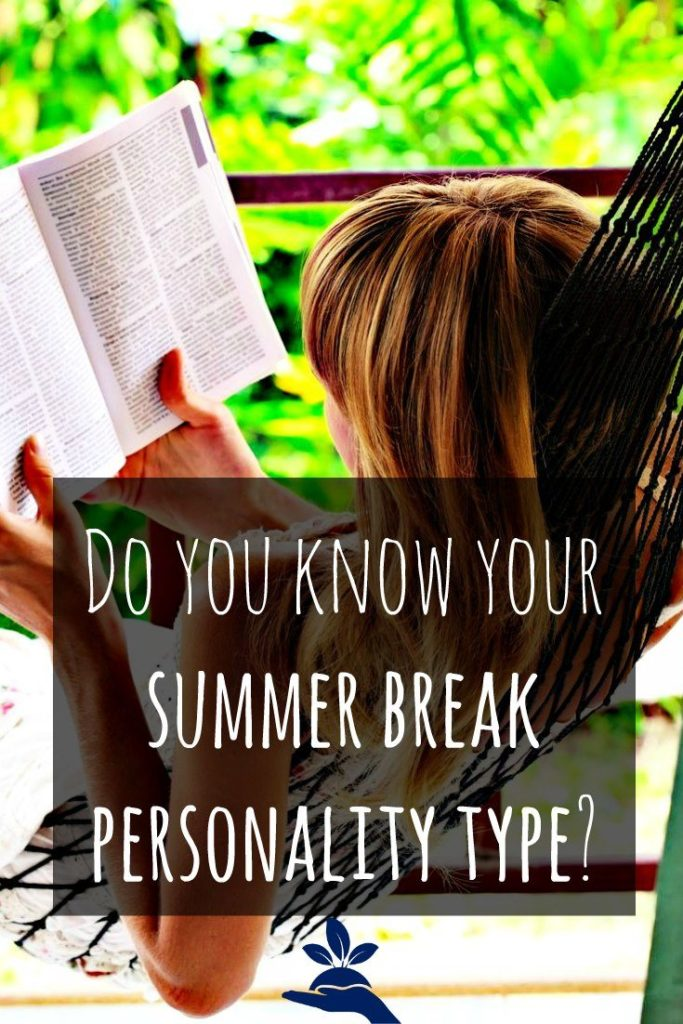 This personality quiz will reveal your true summer break personality!