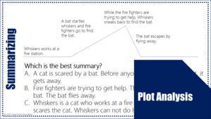Summarizing Plot Task Cards