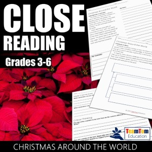 Teaching activities for Christmas and Holidays Around the World