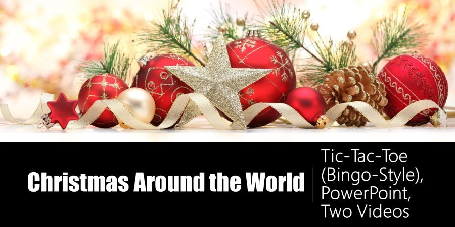 Teaching Activities for Christmas Around the World - Rigorous and Engaging!