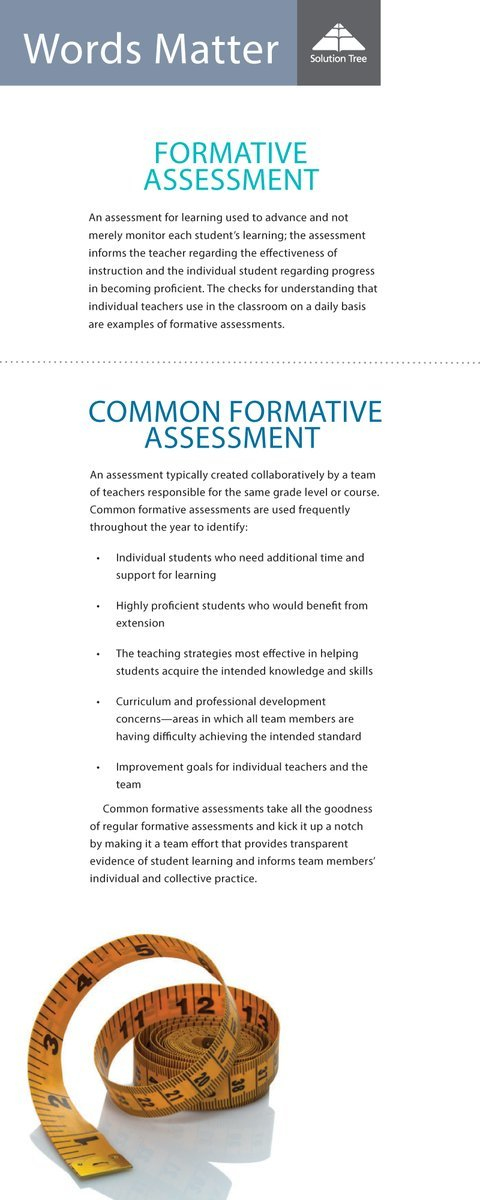 Common Formative Assessment Best Practices And Benefits Teamtom
